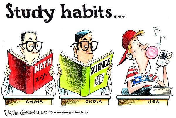 Teen Study Habits 11